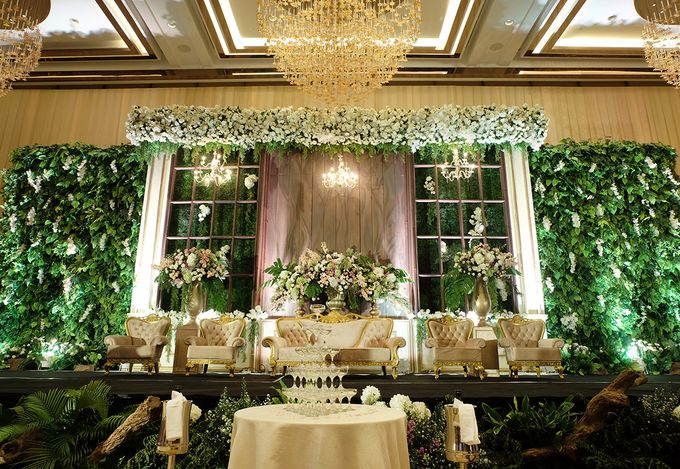 The Wedding of Priyanto & Angie by The Swan Decoration - 006