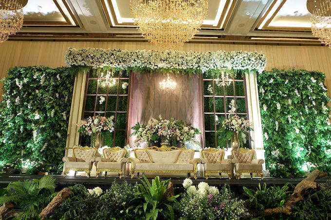 The Wedding of Priyanto & Angie by The Swan Decoration - 009
