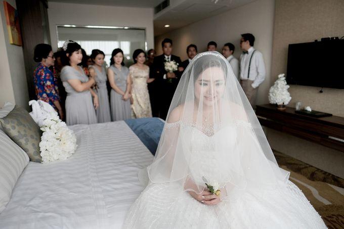 THE WEDDING OF YOSEA & CEIN by Alluvio - 018