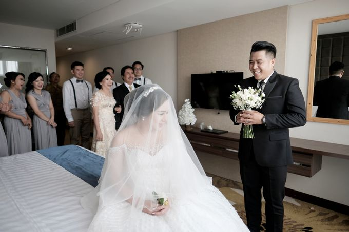 THE WEDDING OF YOSEA & CEIN by Alluvio - 020