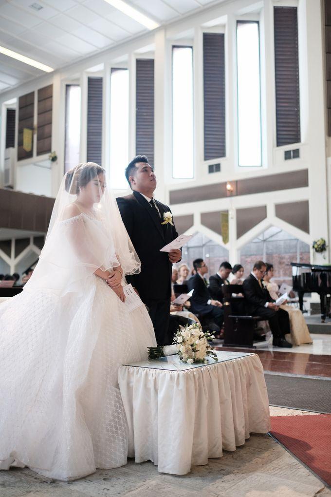 THE WEDDING OF YOSEA & CEIN by Alluvio - 024
