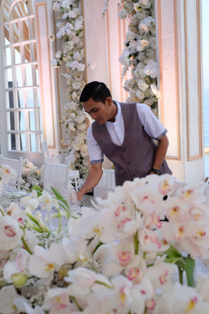 Wedding at Owner Villa by Six Senses Uluwatu, Bali - 002