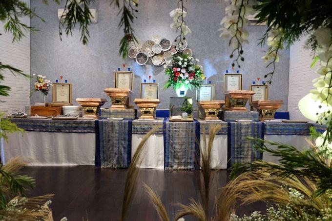 Buffet Arrangement by Aroma Sedap - 001