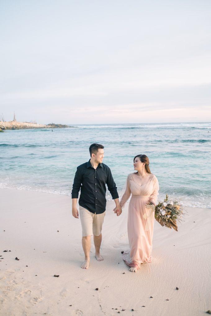 Prewedding Bali by Michelle Bridal - 007