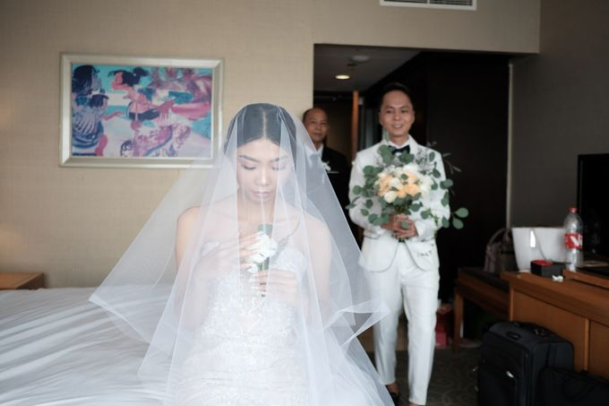 Gaya Pernikahan ala Korea by Manuela Putri Design & Collection - 006