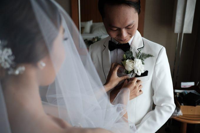 Gaya Pernikahan ala Korea by Manuela Putri Design & Collection - 007