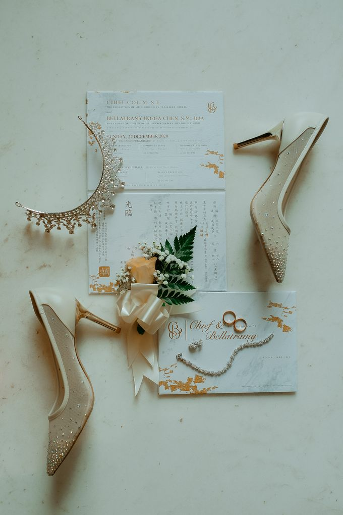 The Wedding of Chief & Bella by Satori Planner - 008