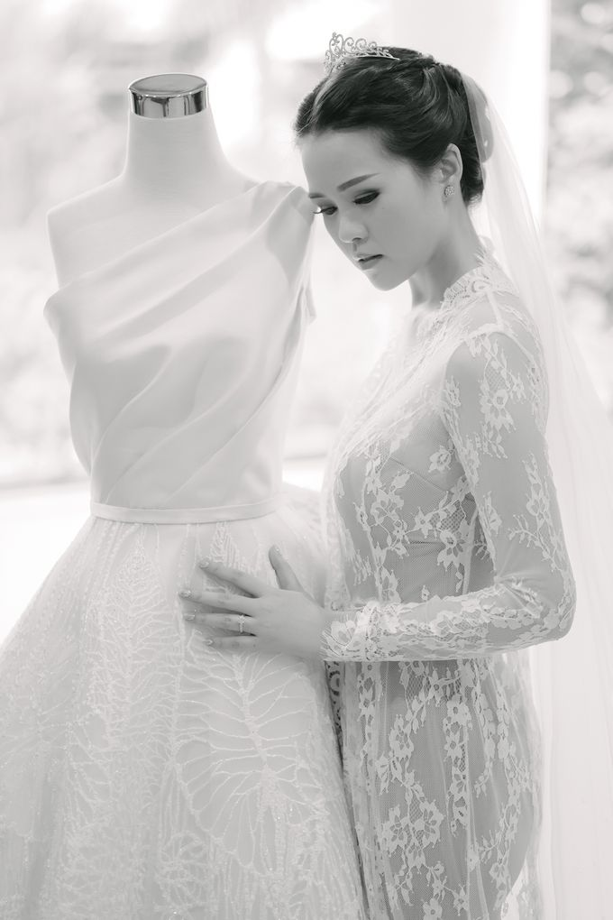 Wedding Day by Yos - Joey Stevina by The Ritz-Carlton Jakarta, Mega Kuningan - 013