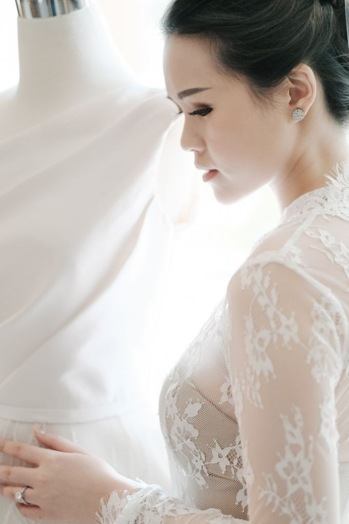 Wedding Day by Yos - Joey Stevina by The Ritz-Carlton Jakarta, Mega Kuningan - 014