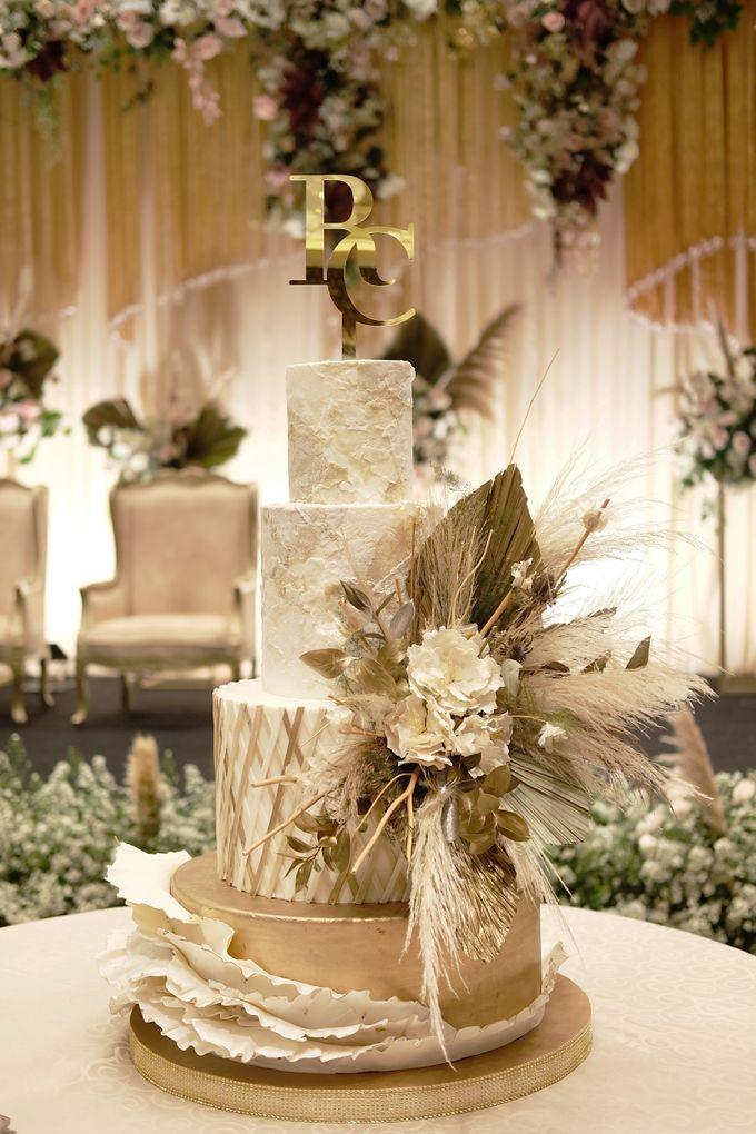 The Wedding of Reynard & Cynditya by AYANA Midplaza JAKARTA - 002