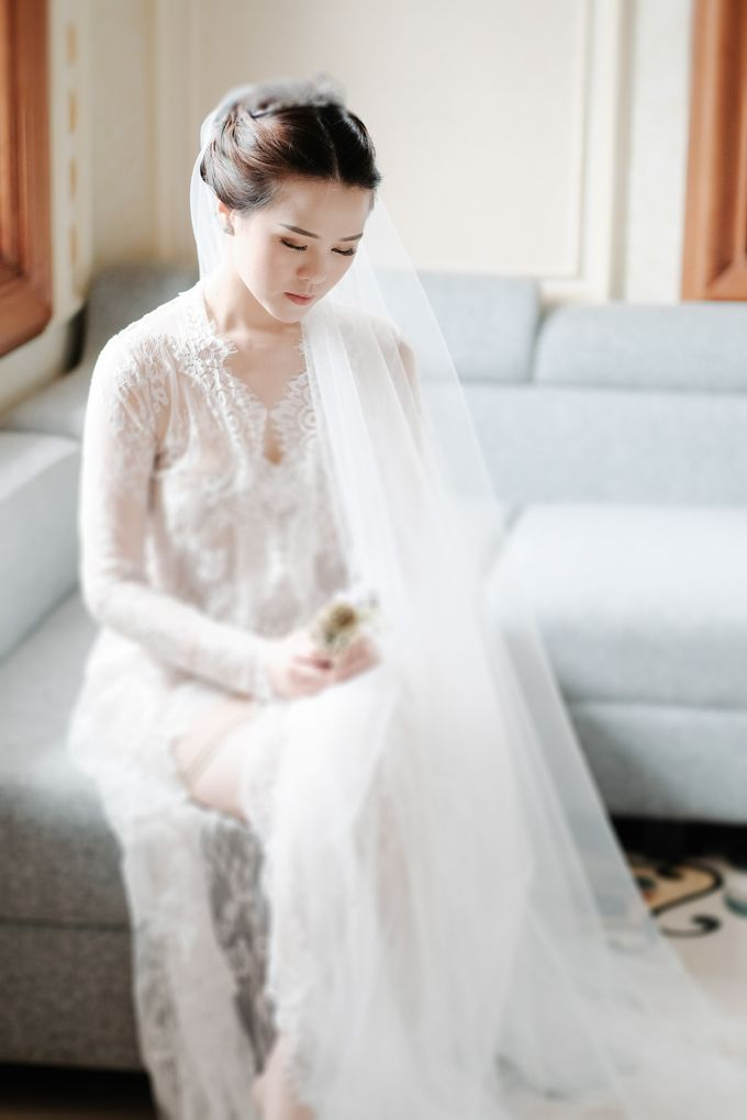 Wedding Day by Yos - Joey Stevina by The Ritz-Carlton Jakarta, Mega Kuningan - 016