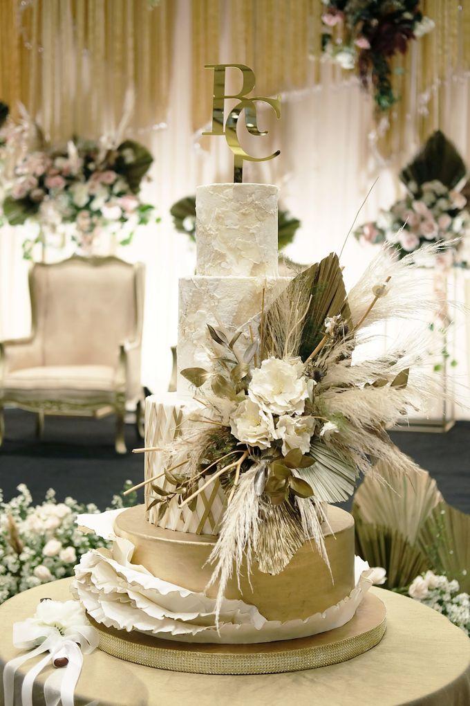 The Wedding of Reynard & Cynditya by AYANA Midplaza JAKARTA - 005