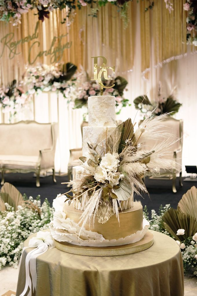 The Wedding of Reynard & Cynditya by AYANA Midplaza JAKARTA - 006