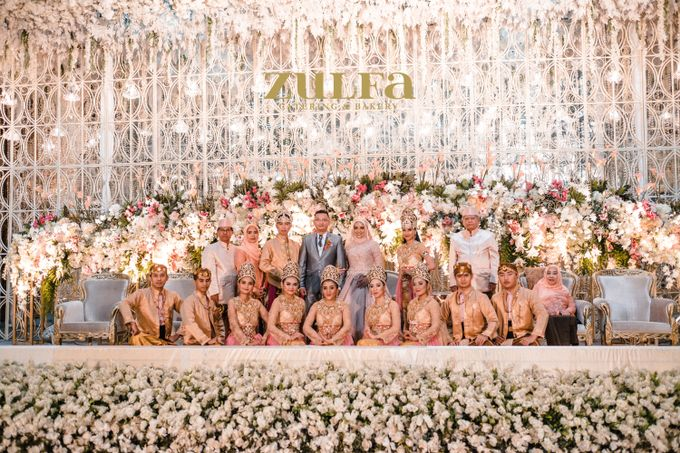 Paundra & Deci - 24 Maret 2019 - Gedung Serbaguna Widyatama by Zulfa Catering - 001