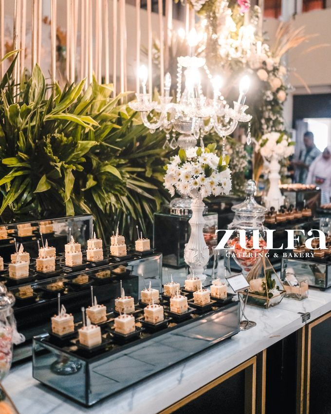 Paundra & Deci - 24 Maret 2019 - Gedung Serbaguna Widyatama by Zulfa Catering - 010