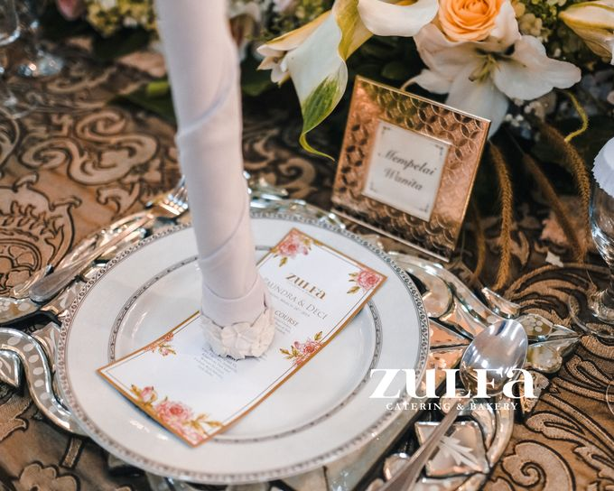 Paundra & Deci - 24 Maret 2019 - Gedung Serbaguna Widyatama by Zulfa Catering - 022