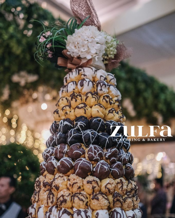 Paundra & Deci - 24 Maret 2019 - Gedung Serbaguna Widyatama by Zulfa Catering - 036