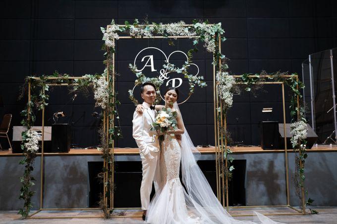 Manuela Putri Design & Collection Owner Wedding by Manuela Putri Design & Collection - 008