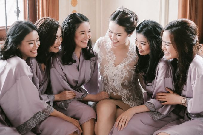 Wedding Day by Yos - Joey Stevina by The Ritz-Carlton Jakarta, Mega Kuningan - 018