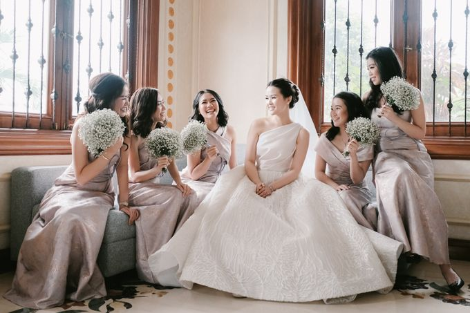 Wedding Day by Yos - Joey Stevina by The Ritz-Carlton Jakarta, Mega Kuningan - 021