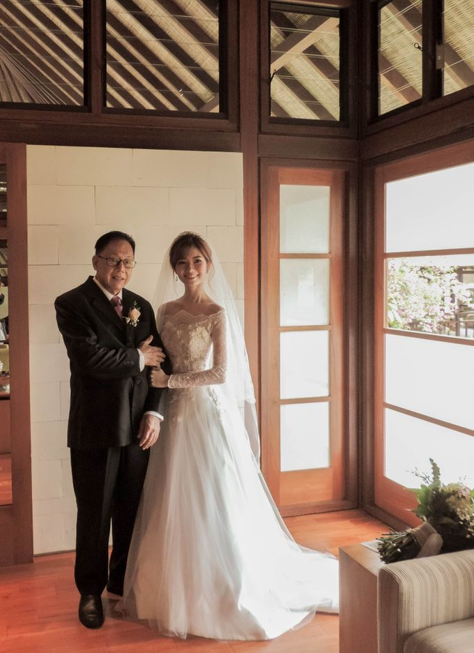Wedding Of  Rio And Stefani by Bali Wedding Assistant - 016