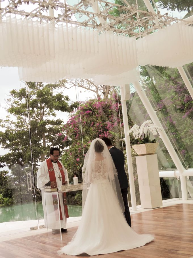 Wedding Of  Rio And Stefani by Bali Wedding Assistant - 021