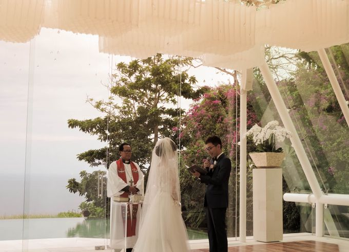 Wedding Of  Rio And Stefani by Bali Wedding Assistant - 022