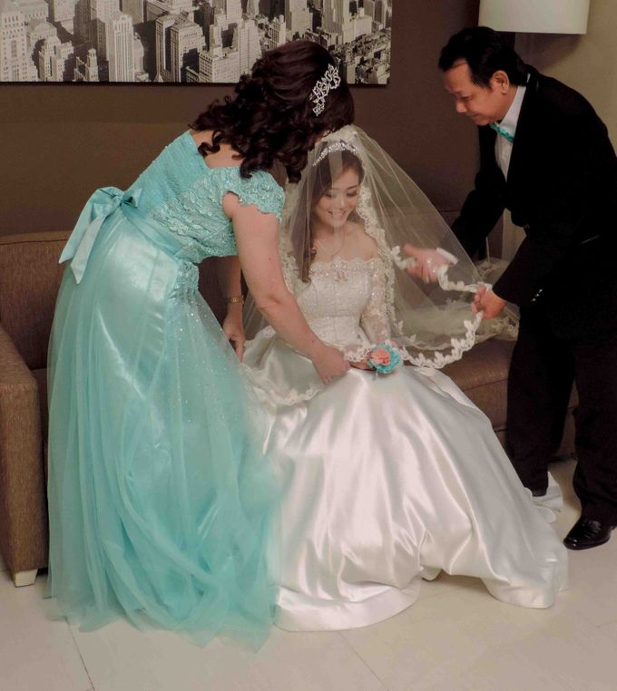 Wedding Of Martin And Micheline by Stephanie Amanda Couture - 001