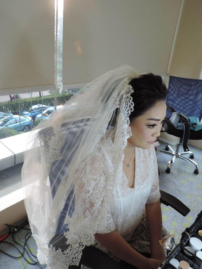Wedding Of  Bina And Renova by Stephanie Amanda Couture - 009