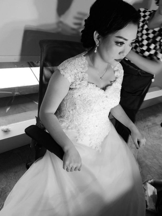 Wedding Of  Bina And Renova by Stephanie Amanda Couture - 011