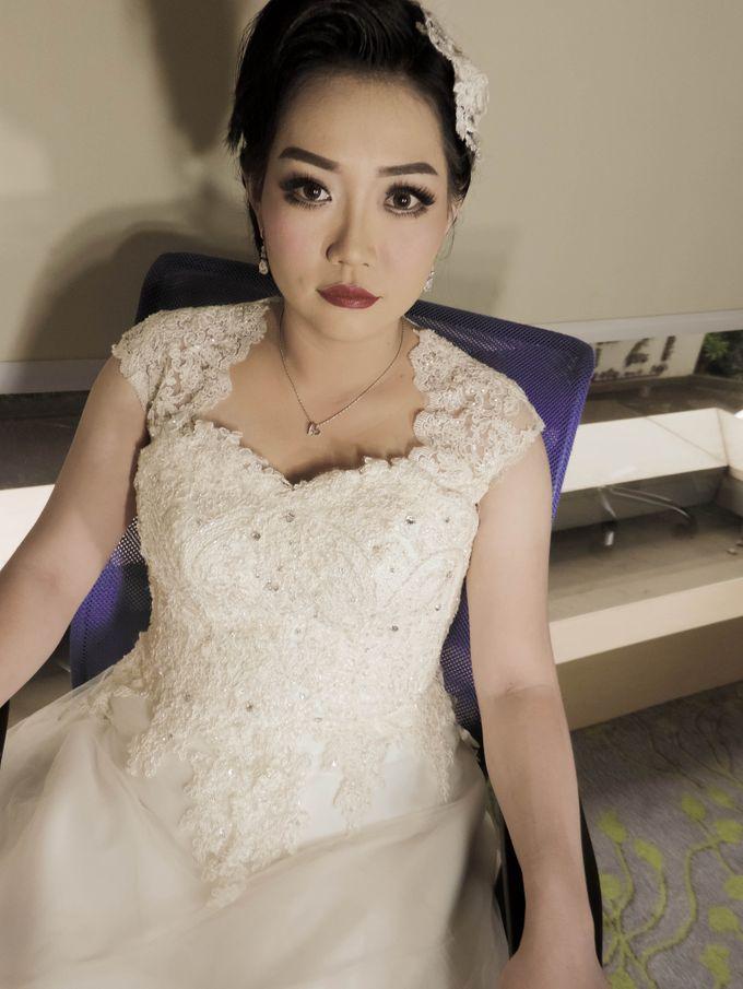 Wedding Of  Bina And Renova by Stephanie Amanda Couture - 012
