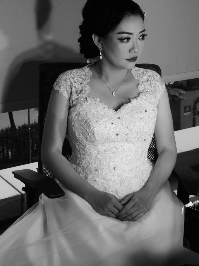 Wedding Of  Bina And Renova by Stephanie Amanda Couture - 001