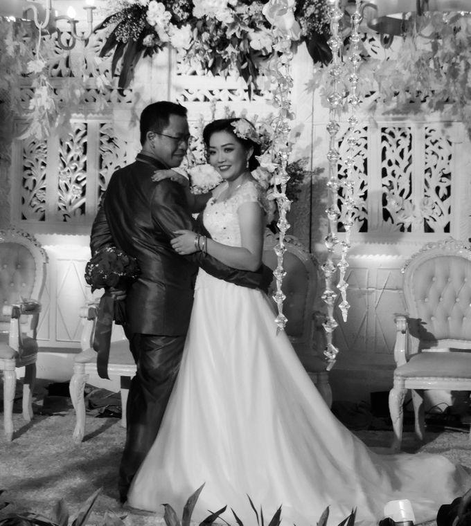 Wedding Of  Bina And Renova by Stephanie Amanda Couture - 006