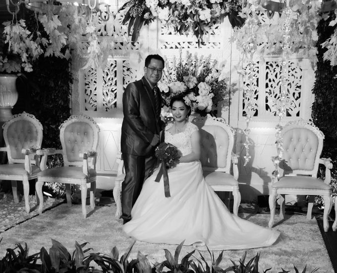 Wedding Of  Bina And Renova by Stephanie Amanda Couture - 007