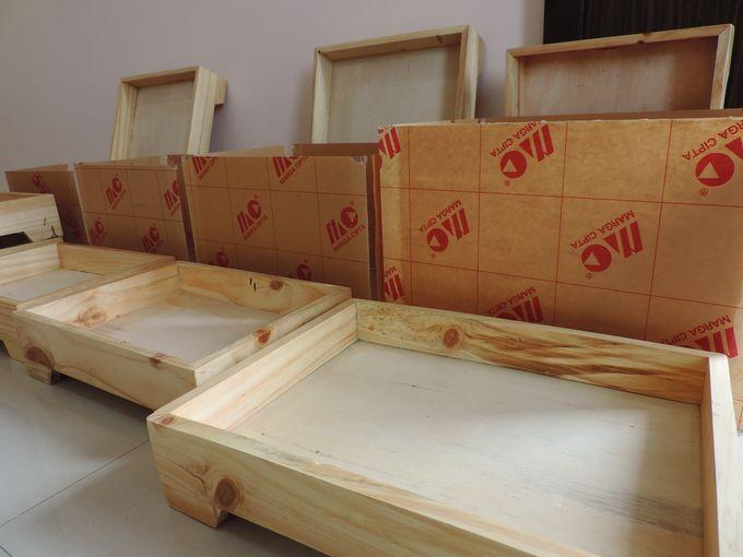 Jual Kotak Mahar Seserahan by Desafa Seserahan - 004
