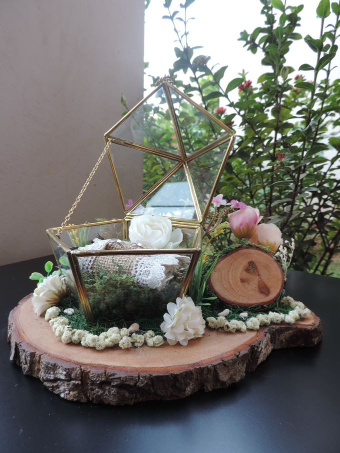 Wedding Ring Box by Desafa Seserahan - 007