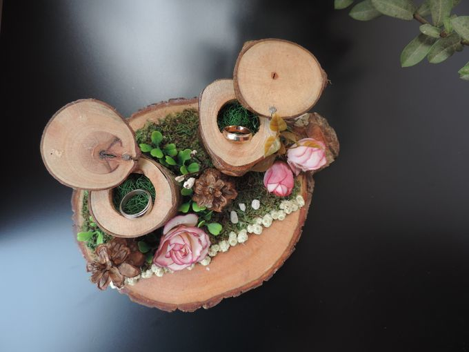 Wedding Ring Box by Desafa Seserahan - 004