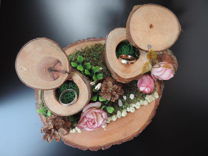 Wedding Ring Box by Desafa Seserahan - 005