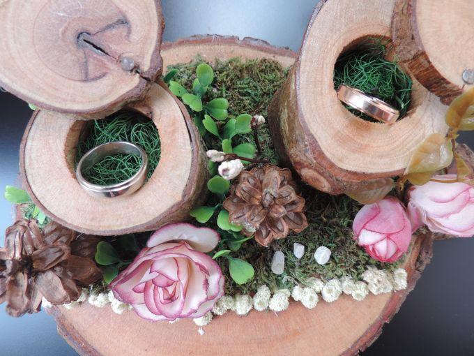 Wedding Ring Box by Desafa Seserahan - 006