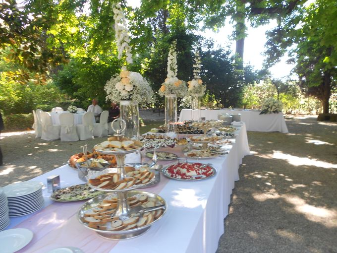 Amazing wedding in front of the sea by Desideri e Sogni wedding coordinator and catering - 013