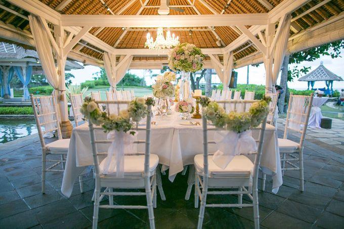 Romantic Dinner by d'Oasis Florist & Decoration - 010