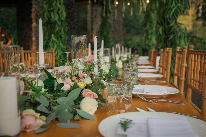 Sweet Garland Dinner by CITTA Wedding - 040