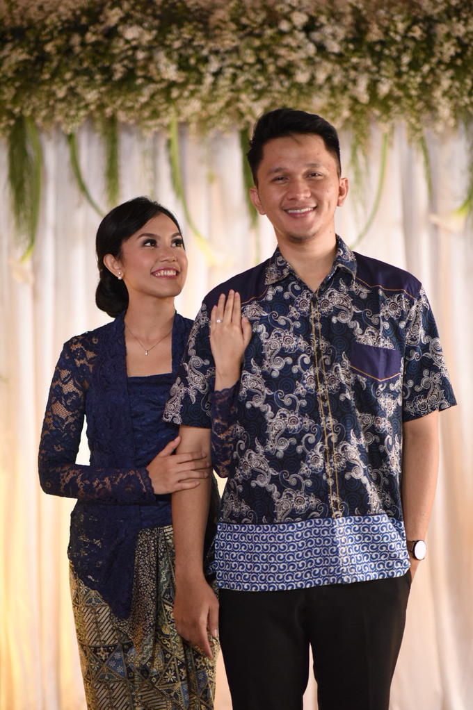 Engagement day of Anggi & Julio by D'soewarna Planner & Organizer - 002