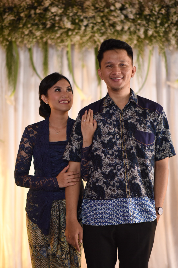 Engagement day of Anggi & Julio by D'soewarna Planner & Organizer - 001