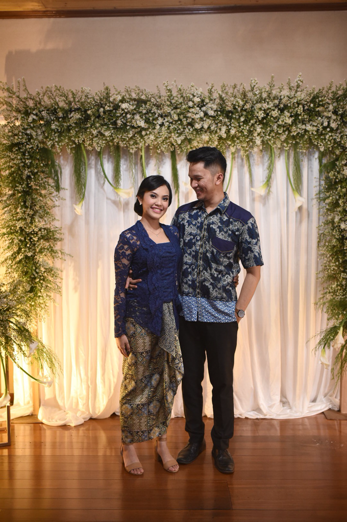 Engagement day of Anggi & Julio by D'soewarna Planner & Organizer - 004
