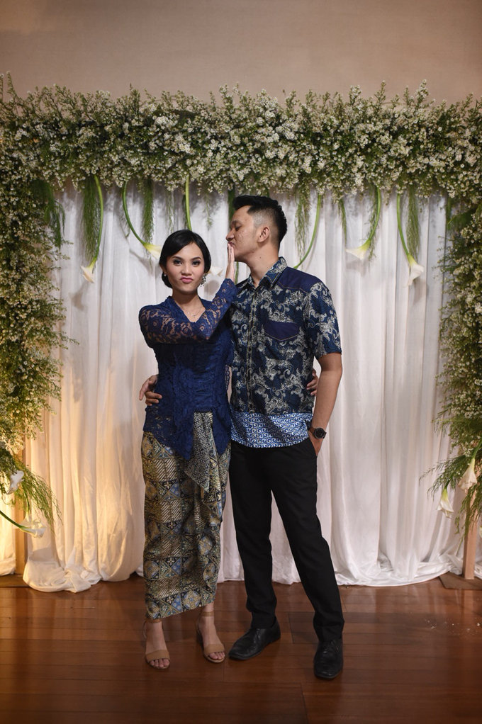 Engagement day of Anggi & Julio by D'soewarna Planner & Organizer - 003