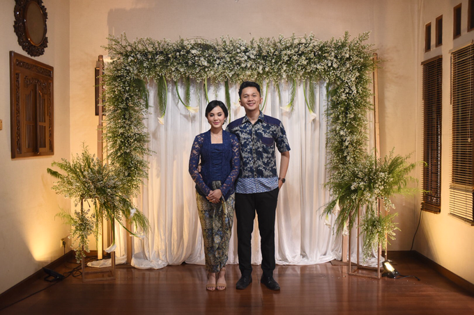 Engagement day of Anggi & Julio by D'soewarna Planner & Organizer - 007