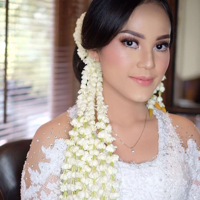 The Wedding Day of  Anggie Julio  by Plataran Indonesia - 004