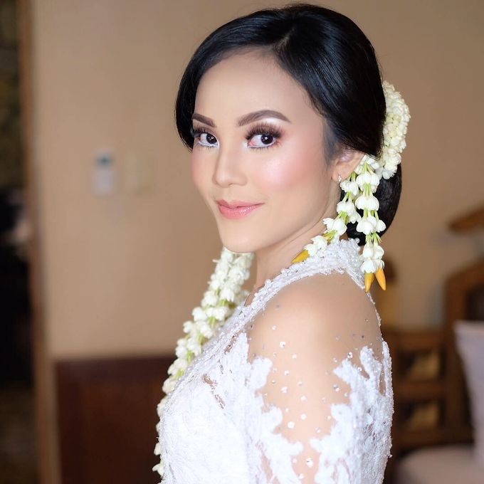 The Wedding Day of  Anggie Julio  by Plataran Indonesia - 005