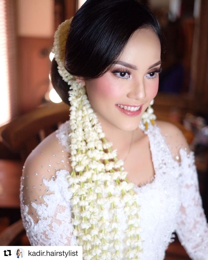 The Wedding Day of  Anggie Julio  by Plataran Indonesia - 007